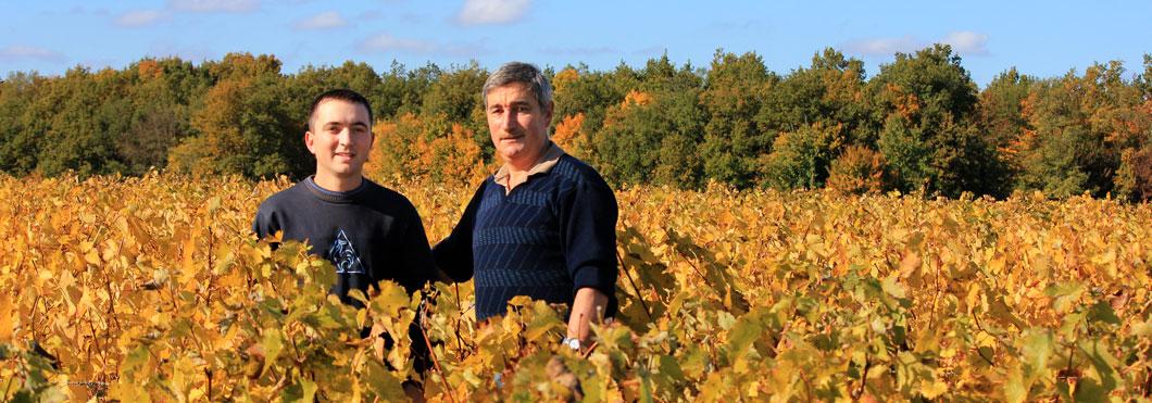 Frédéric et Jean-Charles